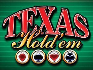 Texas Holdem på Online Casino