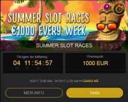 Spilleautomater Golden Star slot turnering