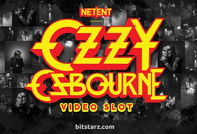 Ozzy Osbourne ny spilleautomat fra NetEnt