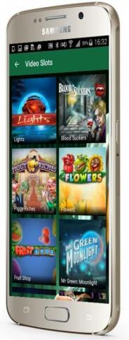 Mr.Green Casino iOS Mobil App