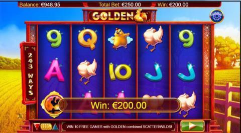 Populære Slots Golden Star Casino