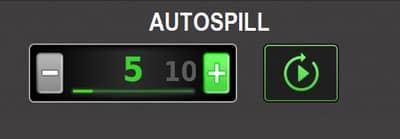 Når du skal bruke Autoplay
