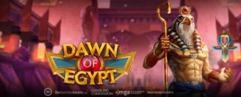 Dawn of Egypt spilleautomat fra PlayNGo