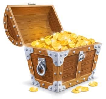 Gullminnen på nettcasino