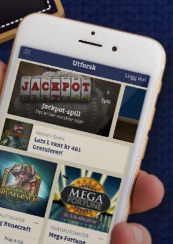 Folkeautomaten Casino på Mobilen