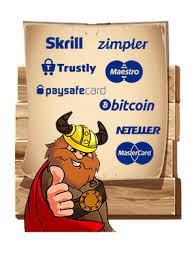 Konung Casino Betalingsmetoder